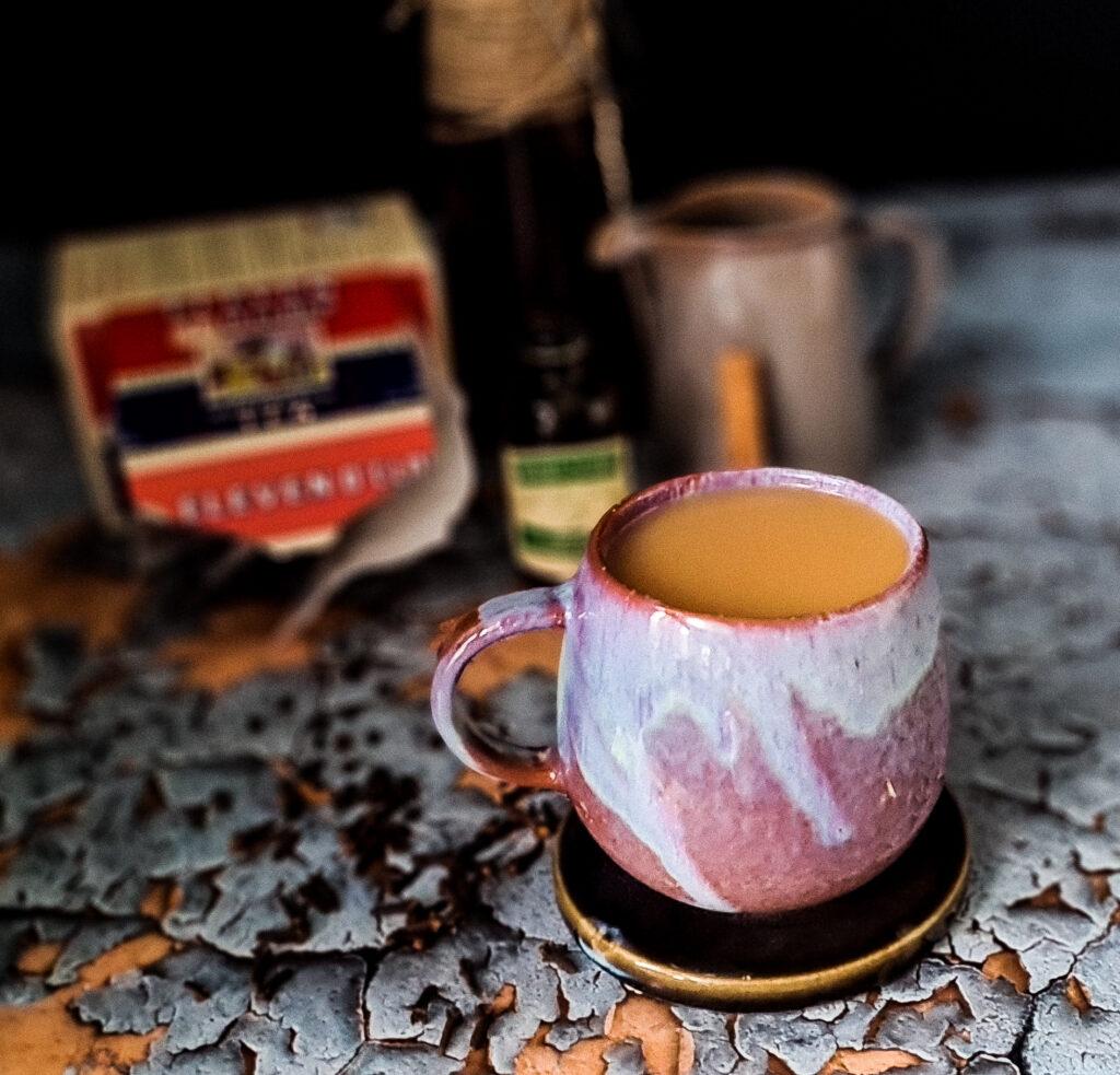 Waniliowa Herbata Rooibos
