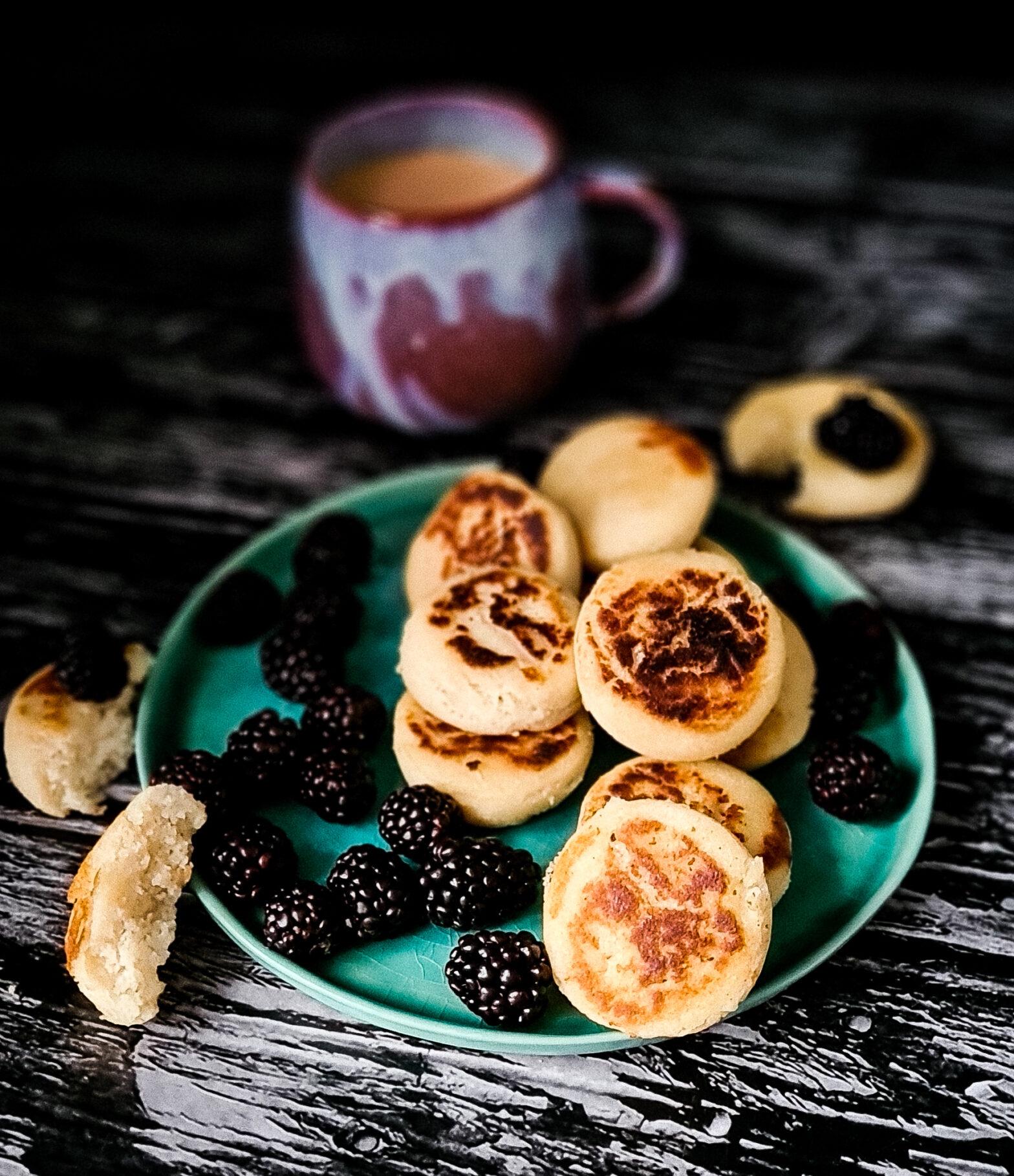 Muffiny ryzowe
