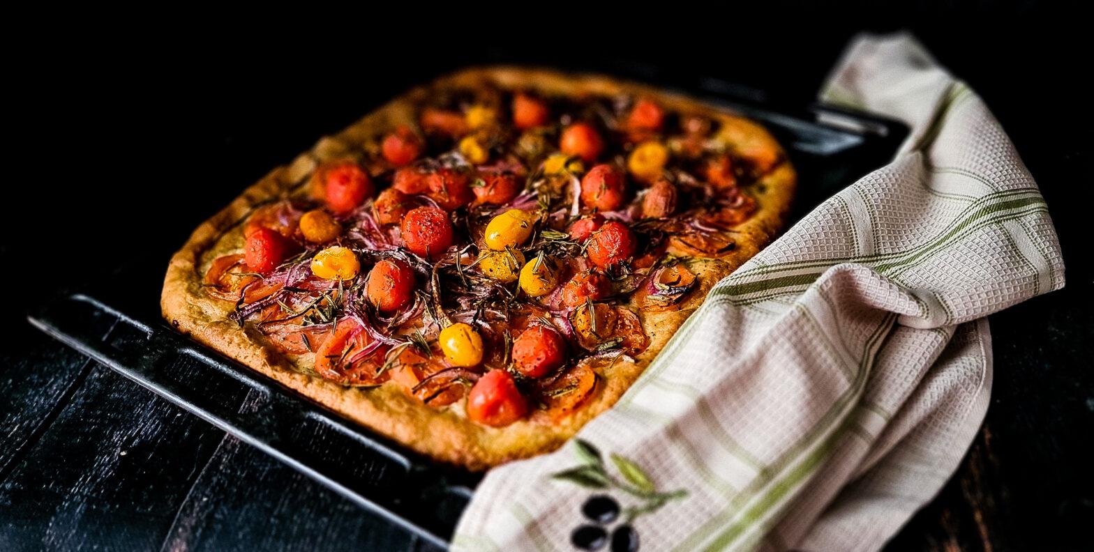 Grecka Pizza
