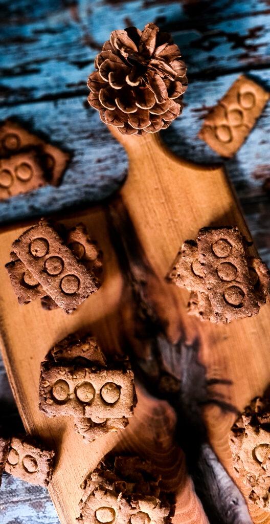 Herbatnik z Chorwacji z miodem i pieprzem