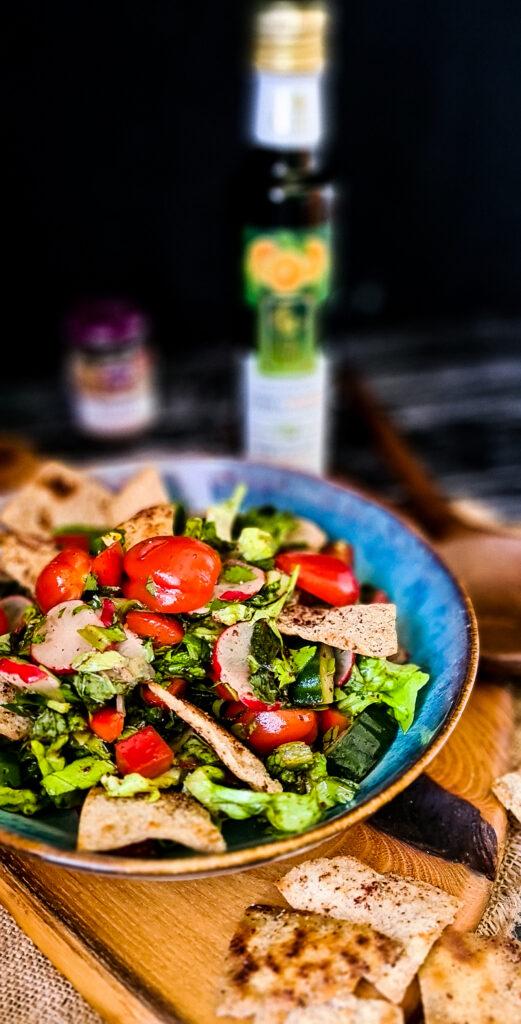 Salatka z pita