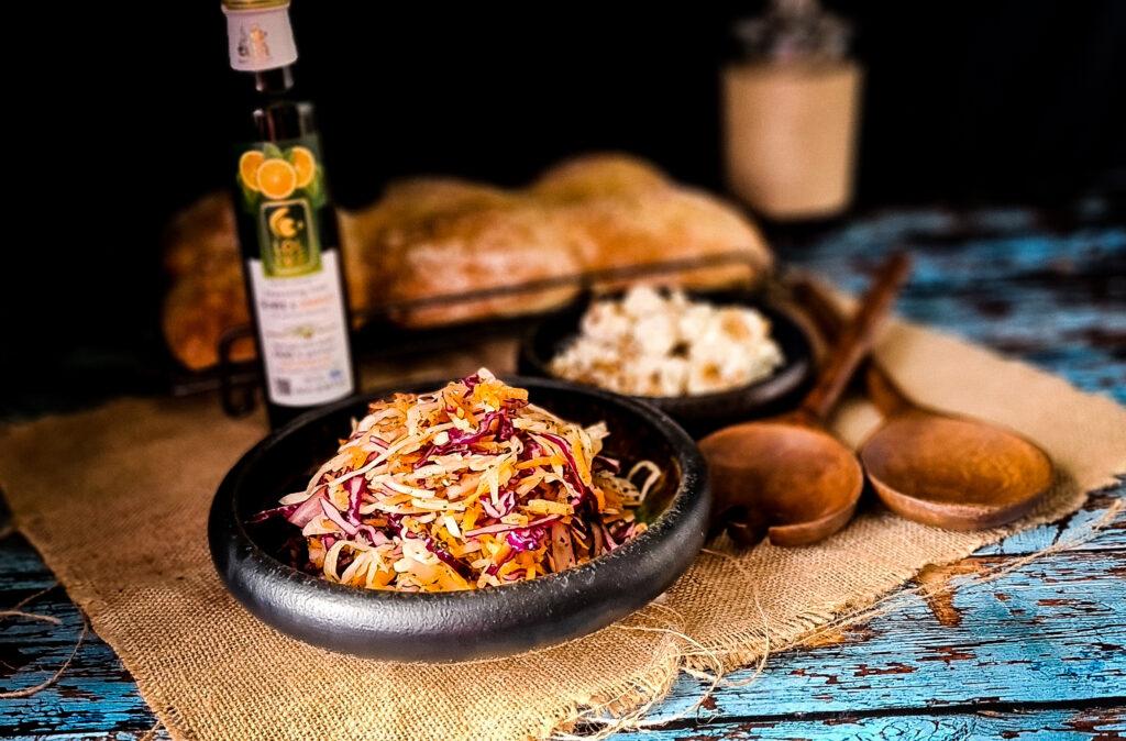 Grecka salatka lahanosalata