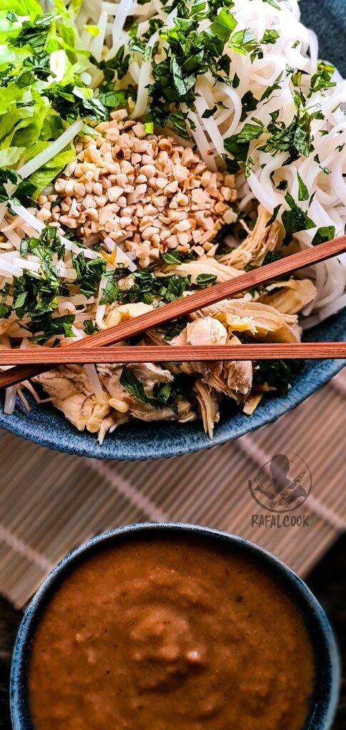 Salatka z Wietnamu