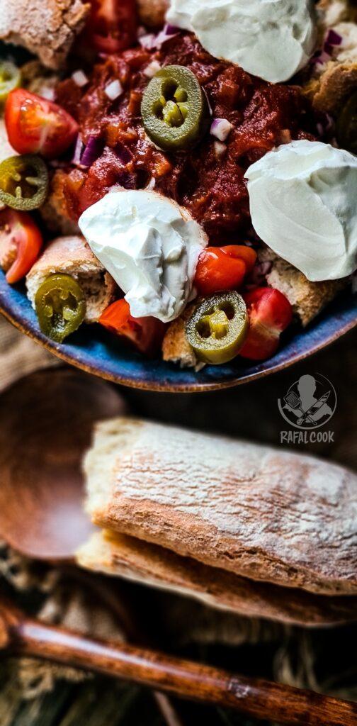 Salatka z Afryki Fata
