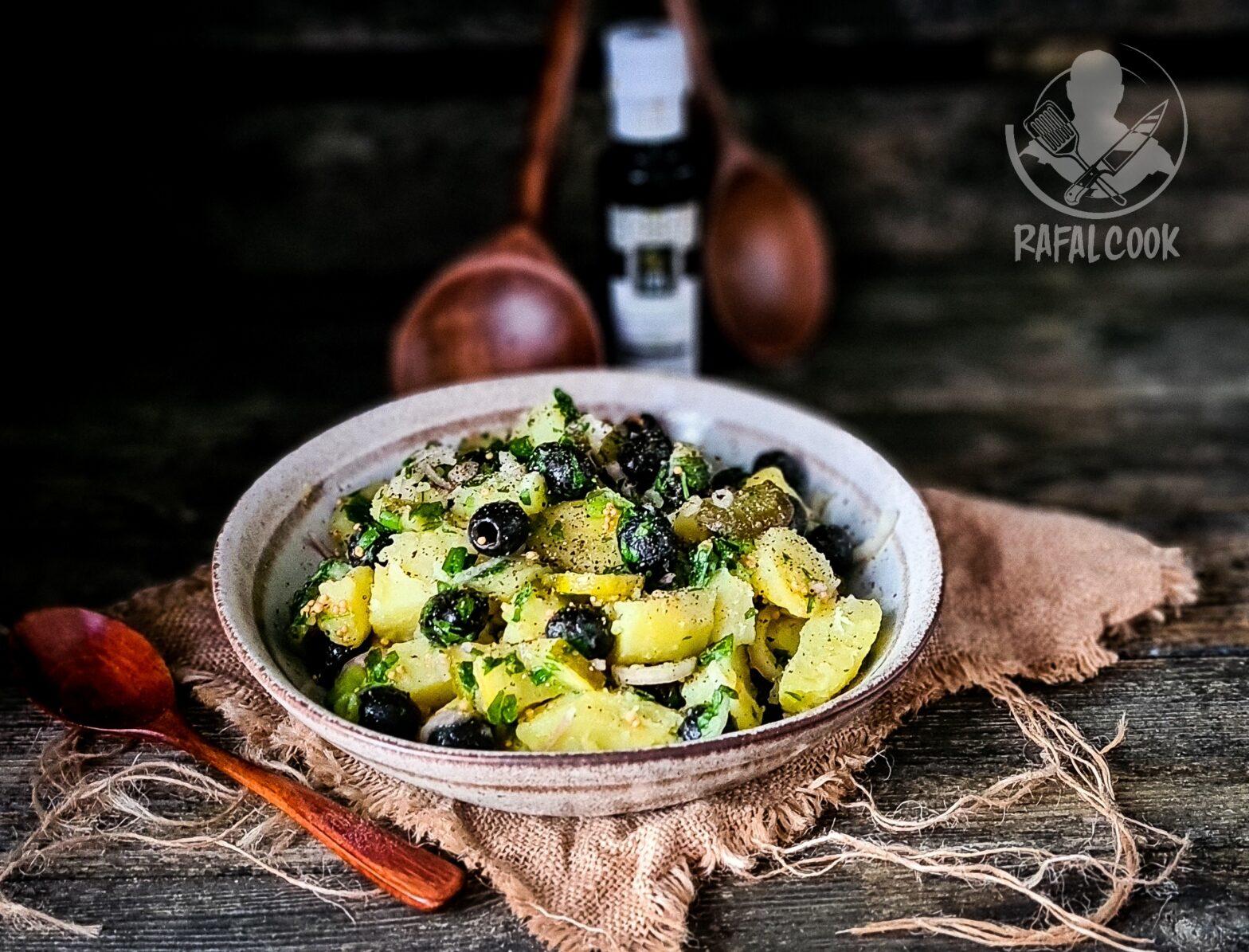 Salatka z Rumunii