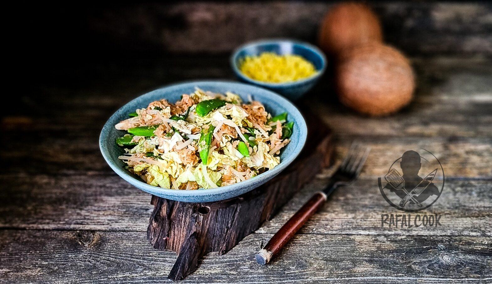 Salatka z Indonezji