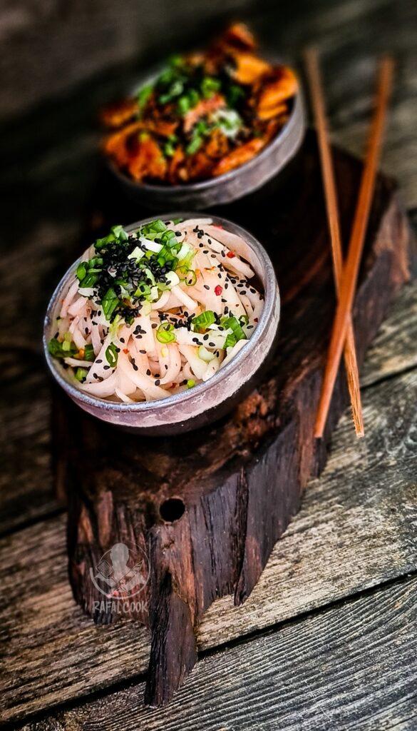 Salatka po Koreańsku