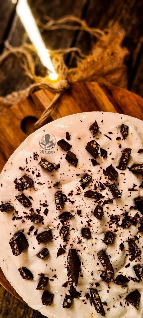 Jogurt i czekolada