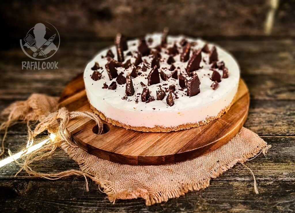 Jogurtowiec z czekolada
