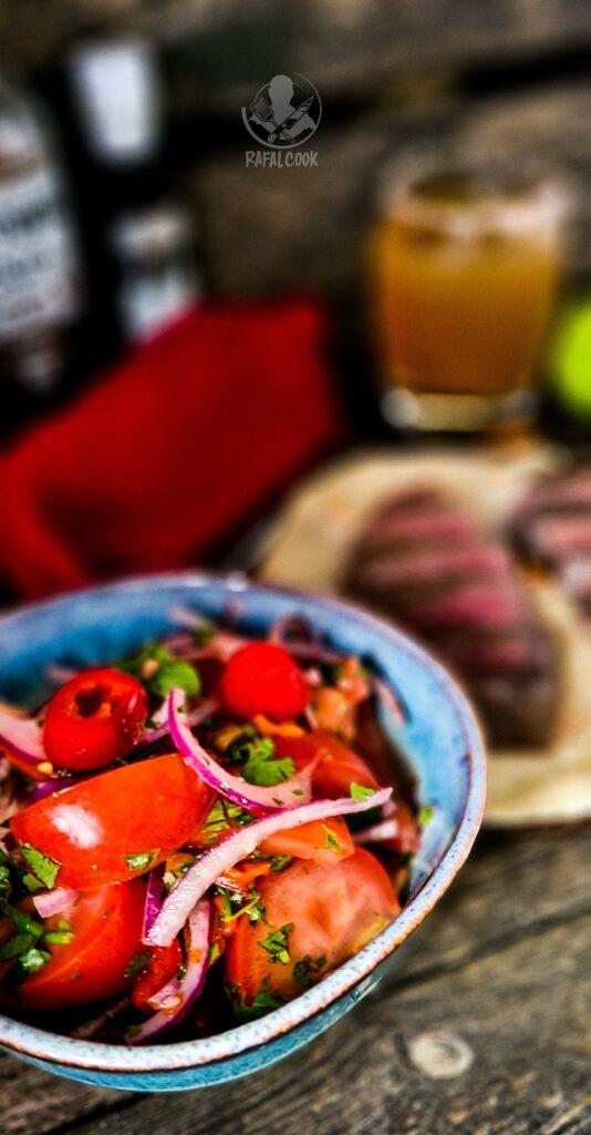 Meksykanska salatka