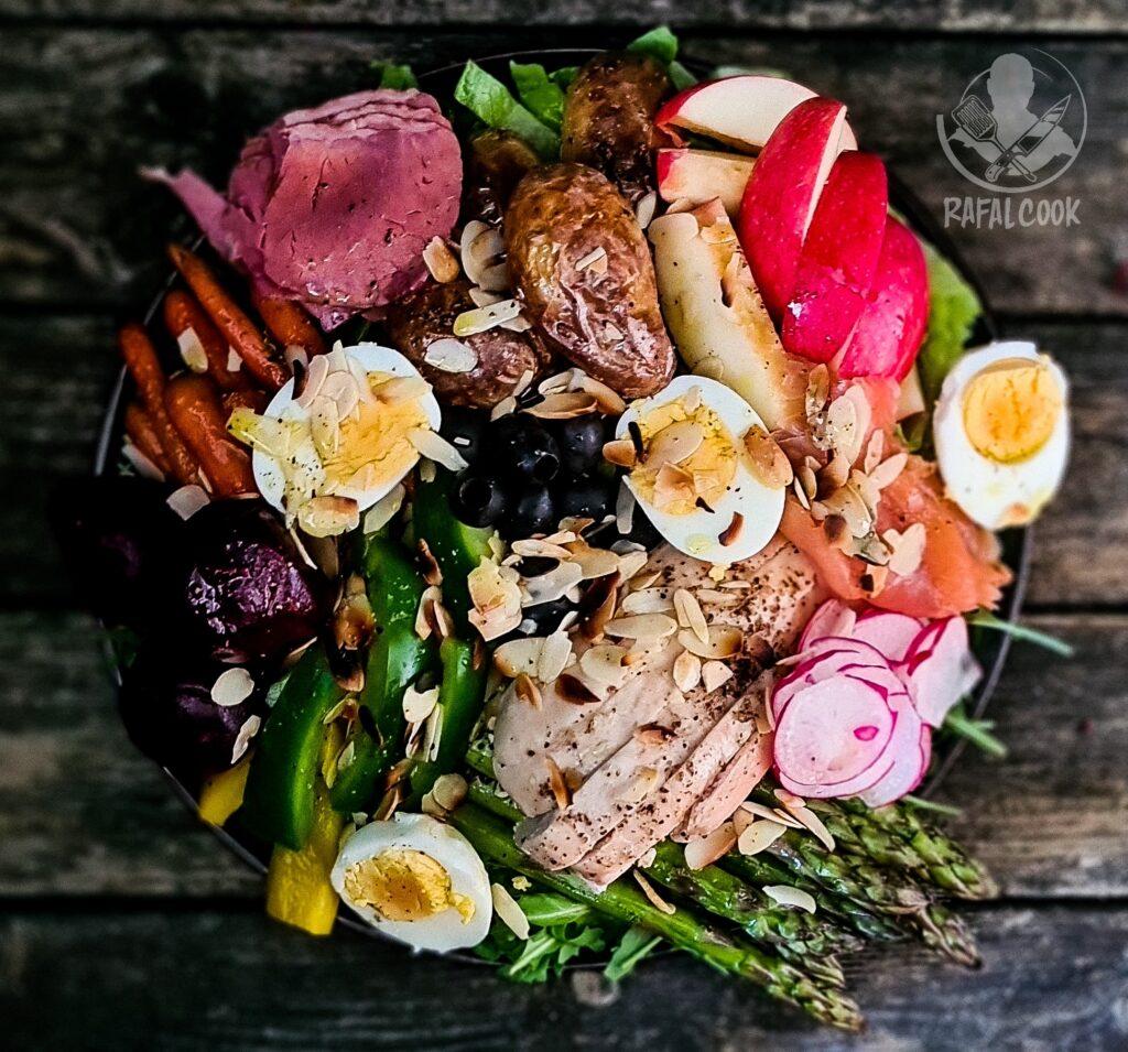 Salatka Salmagundi