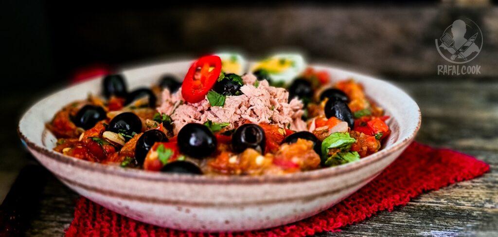 Salatka Mechouia