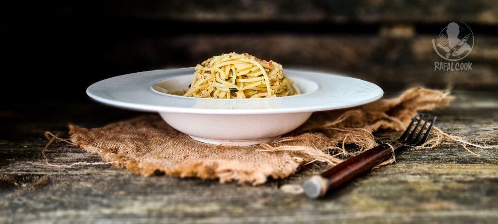 Spaghetti alla carrettiera i Muddica