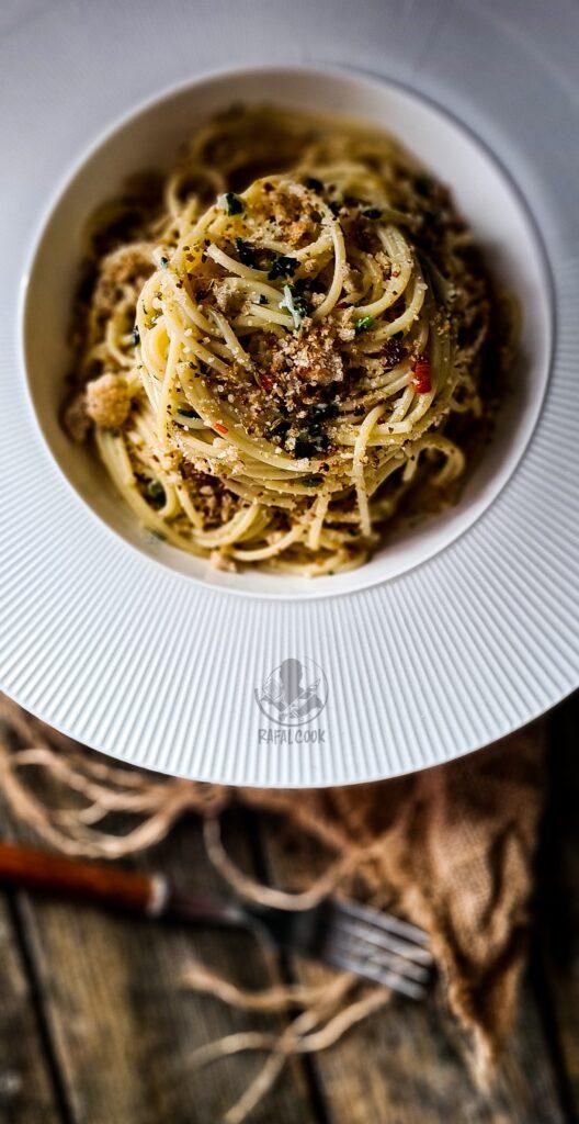 Sycylijskie Spaghetti
