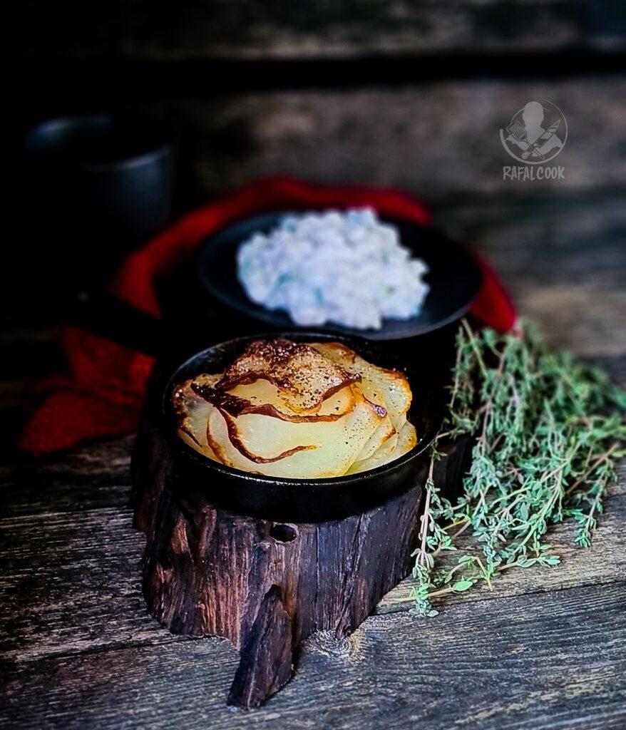 Ziemniak dla Anny Pommes Anna