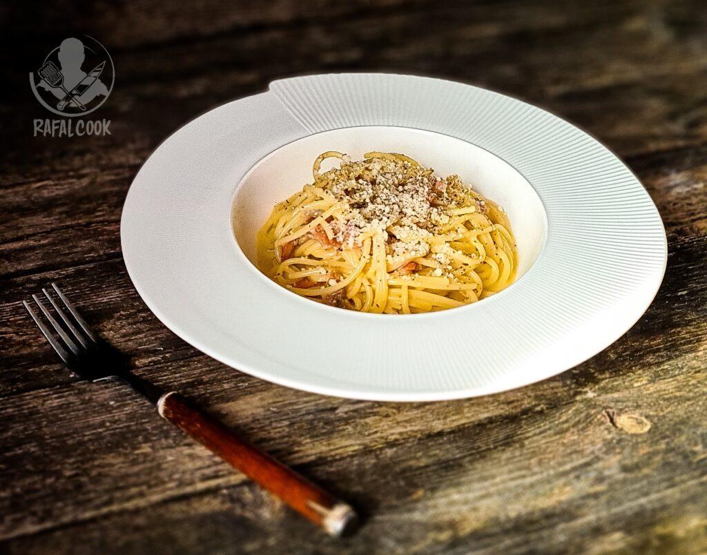 Rafalcook Spaghetti alla Carbonara