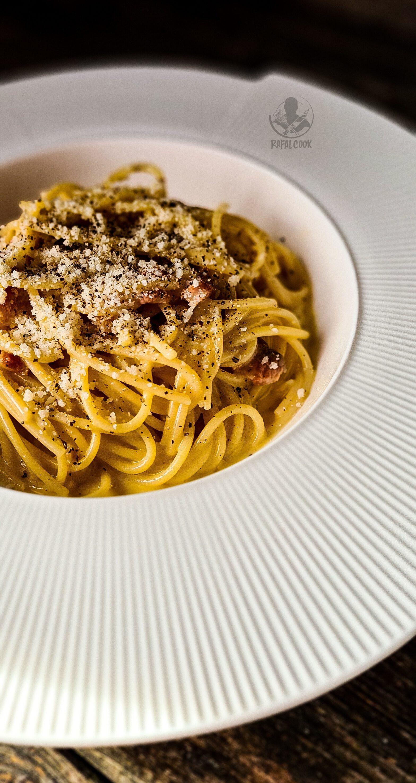 Spaghetti originali alla Carbonara