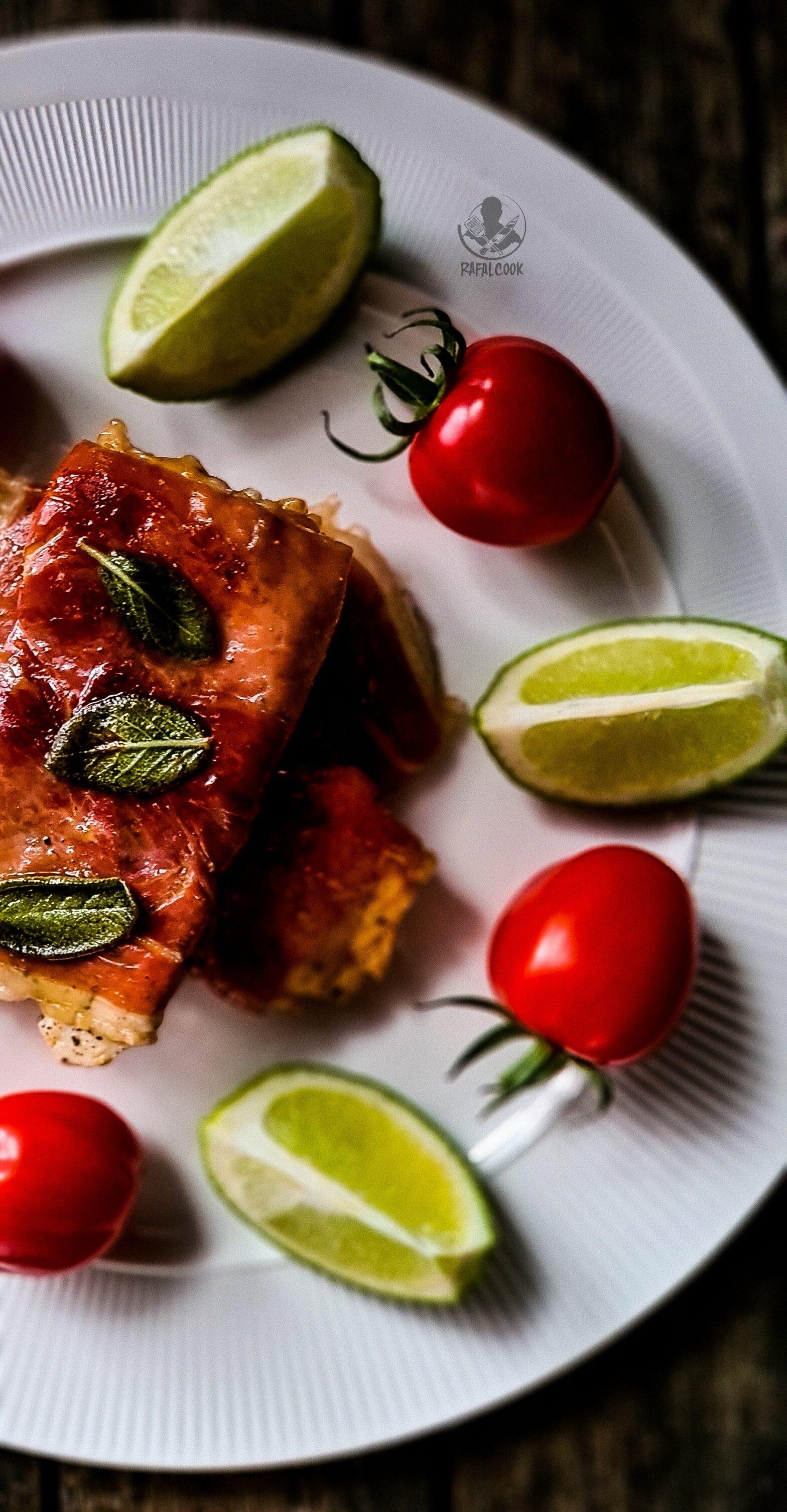 Szybkie danie z Rzymu Saltimbocca