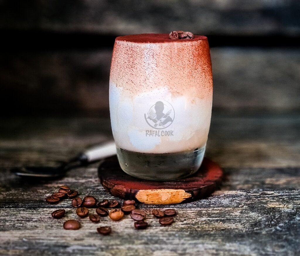 Rafalcook - deser z kawy i Lodow