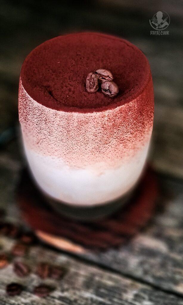 Deser kawowy czyli Crema di caffè