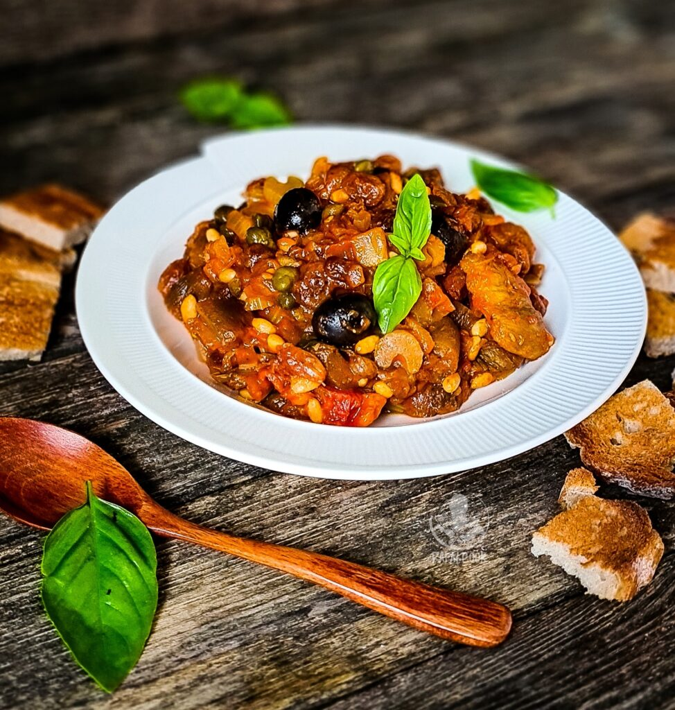 Sycylijskie danie